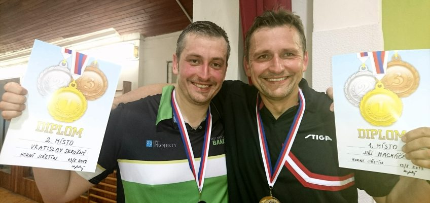 Hráči Baníku vyloupili turnaj v Jiřetíně